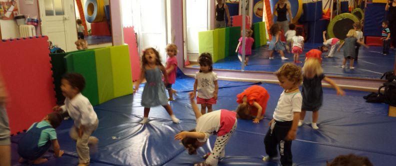 baby club gym
