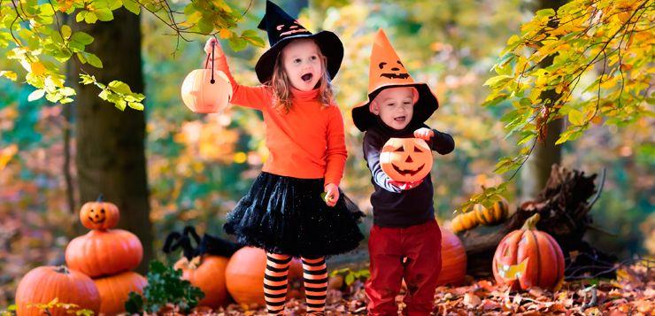 halloween party enfants